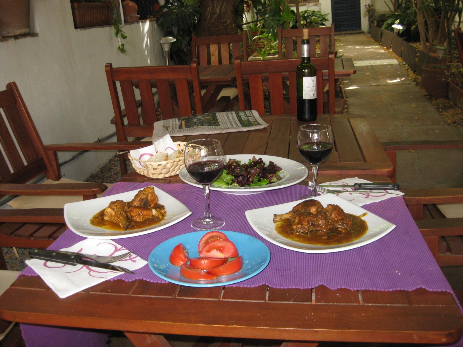 Restaurante Las Acacias | Hostal Las Acacias